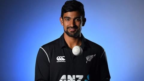 India vs New Zealand- Ish Sodhi replaces injured Astle