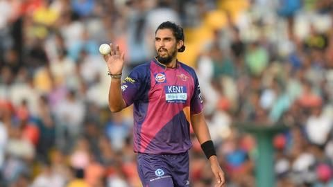 Ishant Sharma in the top bracket at IPL auction