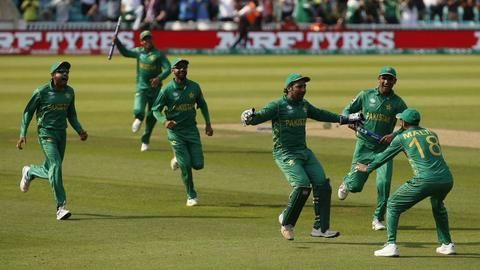 Boost for Pakistan cricket?