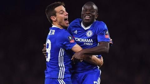 Chelsea defeats ManU to reach FA Cup semis