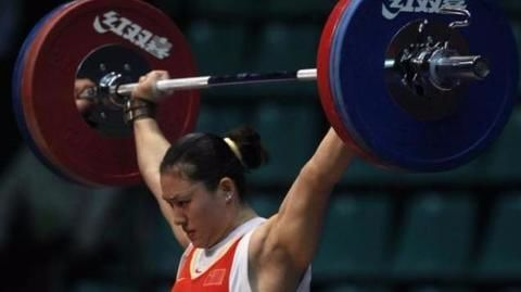 Chinese weightlifters fail doping tests; stripped off medals