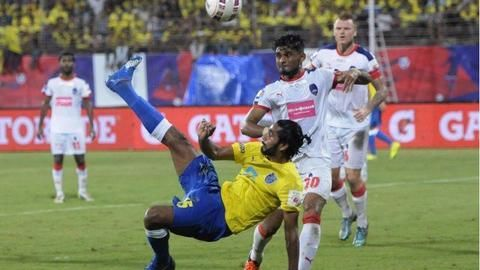 Indian players in ISL's domestic draft