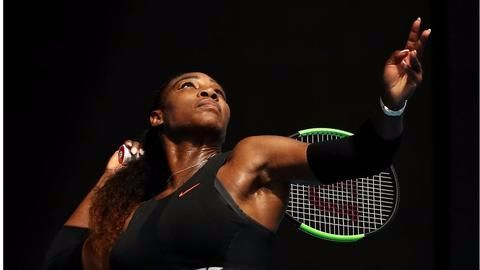 Serena cruises ahead; to face Johanna in quarters