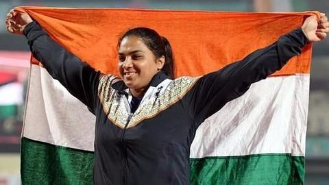 Asian shot-put champion Manpreet Kaur fails dope test