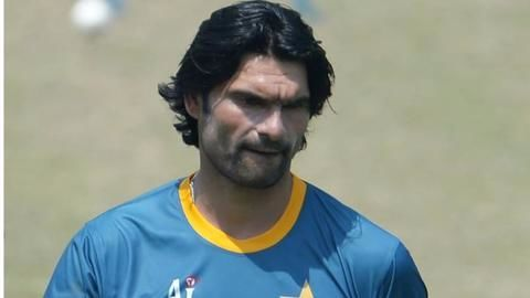Spot-fixing: PCB suspends Mohammad Irfan from all forms of cricket