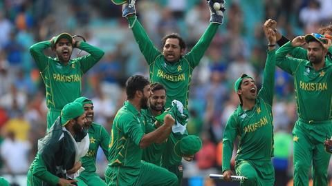 2017 Champions Trophy Best Playing XI