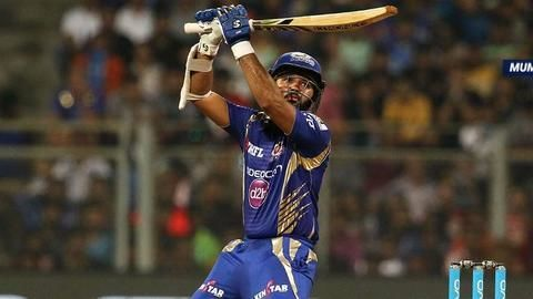 IPL 10: SRH vs MI - Updates!