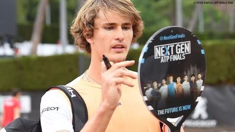 ATP's Next Gen Under-21 tournament and new rules