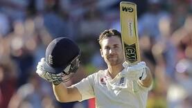 Ashes: England off to a good start with Malan's hundred