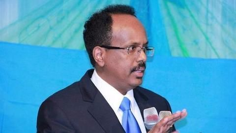 Presidential election in Somalia