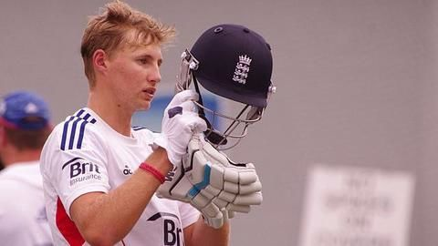 Joe Root, England's new Test captain