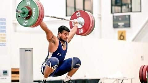 CWG: Venkat Rahul lifts his way to gold for India