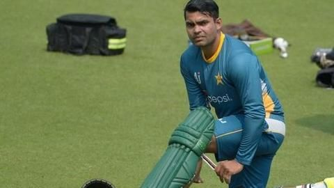 Pakistan Cricket Board bans Umar Akmal for 3 matches
