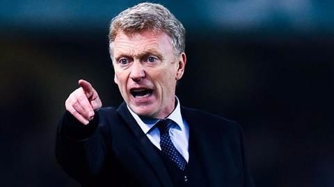 Football: David Moyes in trouble for 'sexist threat'