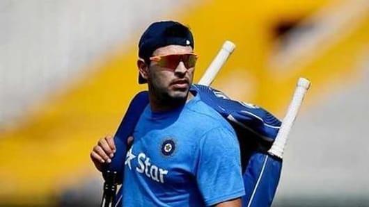 Yuvraj Singh on his retirement