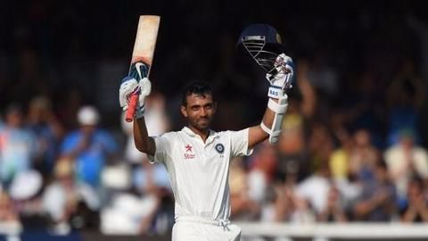 Ajinkya Rahane out of top 10 in the Test rankings
