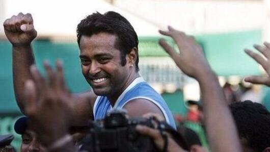 Leander Paes, the phenomenon that continues to inspire