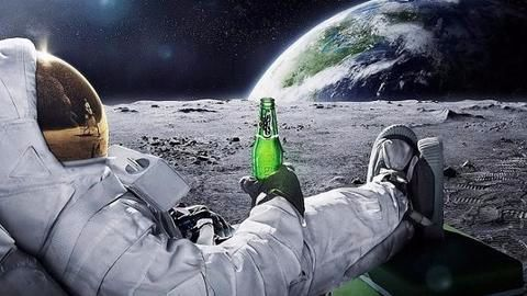 Indian team plans for space-brewed beer?