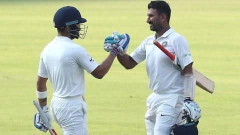 Ind vs SL 2nd Test Day 2 summary
