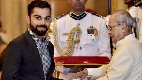 2017 Padma awards for Sports personalities