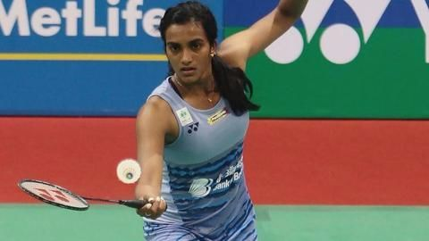 Sindhu enters the semis of Korea Open