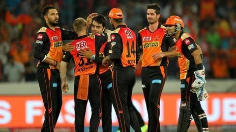 IPL 10 :  SRH v RCB highlights