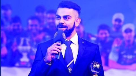 Virat Kohli to be honoured with Polly Umrigar Award