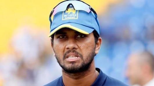 "Sri Lankan skipper Dinesh Chandimal's ""witchcraft"" claims"