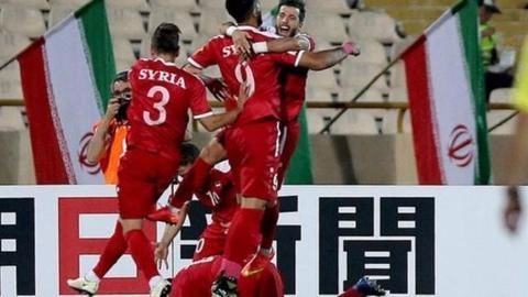 Syria keeps the World Cup hopes alive with play-offs qualification