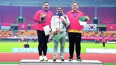 Indians who shone at first leg of Asian Grand prix
