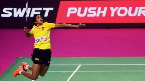 Sudirman Cup Group Stage- Sindhu wins but India lost
