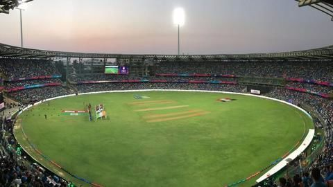 Iconic Wankhede Stadium could be renamed