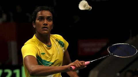 PV Sindhu loses to Carolina Marin in Singapore Open QF