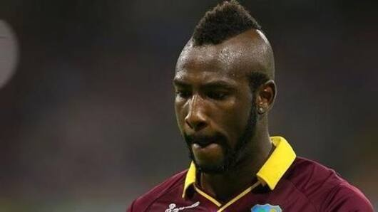 Andre Russell's ban and comeback