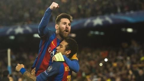 UCL: Barcelona's miraculous comeback at Camp Nou