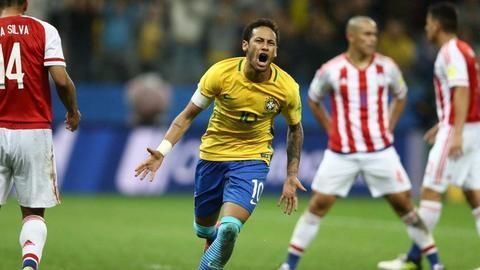 Brazil becomes the first team to qualify for FIFA WC