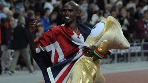 'I'm a clean athlete' says Olympic champion Mo Farah