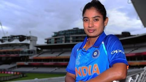 A movie based on Mithali Raj in the offing