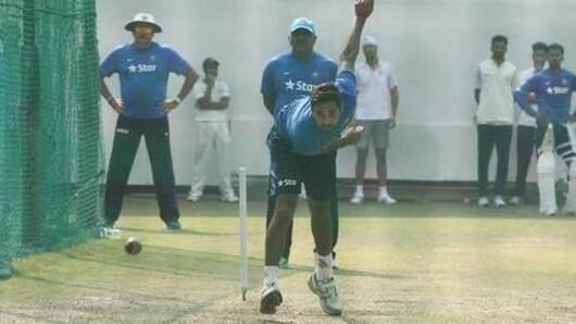 India's bowling arsenal against South Africa