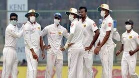 India forced to declare as smog troubles Sri Lankan players