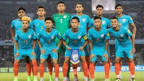 India U-17 face Colombia in their second Group Stage match