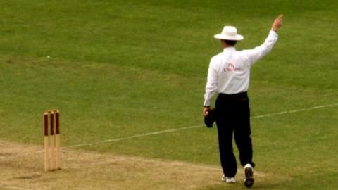 Football style red card rule for misbehaving cricketers