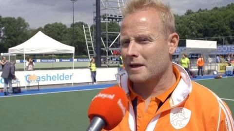 Waltherus Marijne, the new coach of Indian Men's hockey team