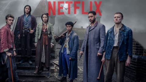 Netflix blends supernatural events and Sherlock Holmes with 'The Irregulars'