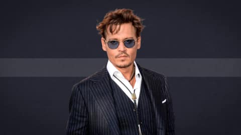 Man breaks into Johnny Depp's mansion, takes a shower