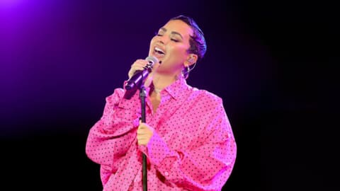 Demi Lovato chronicles relapse in 'Dancing With the Devil' song