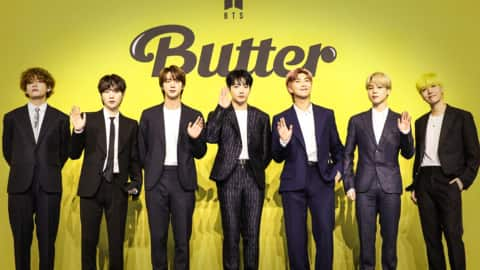 BTS single 'Butter' breaks multiple records, a day after release