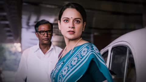 Kangana Ranaut stuns as 'Amma' Jayalalithaa in powerful 'Thalaivi' trailer