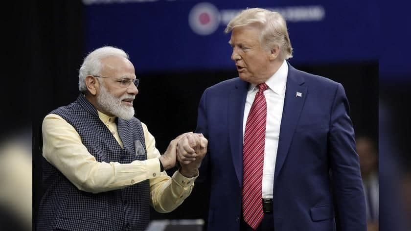 Decked up Ahmedabad awaits Trump, Modi says it's an honor