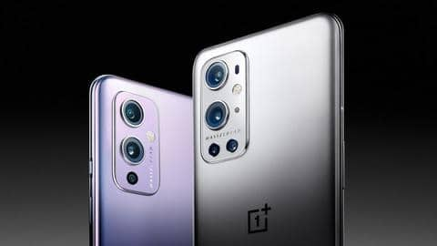 OnePlus 9 series receives camera improvements and May security patch